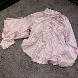 Victoria's Secret silk pjs